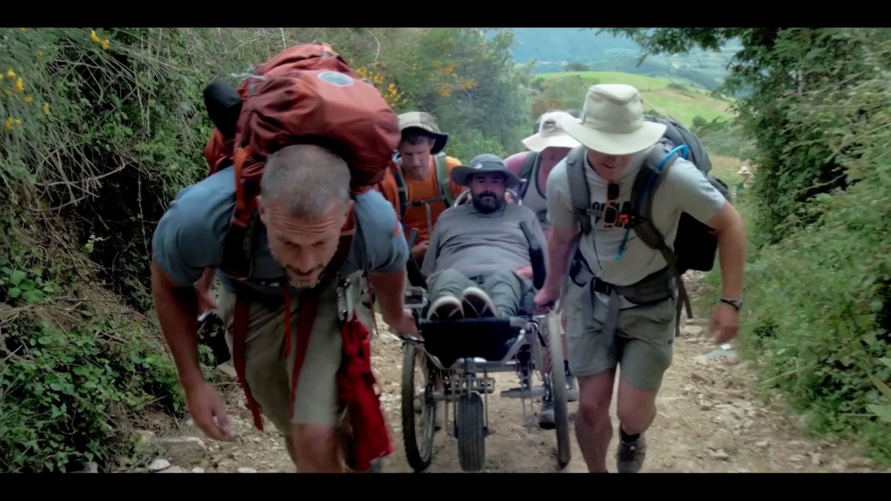 screenshot uit de film I'll push you