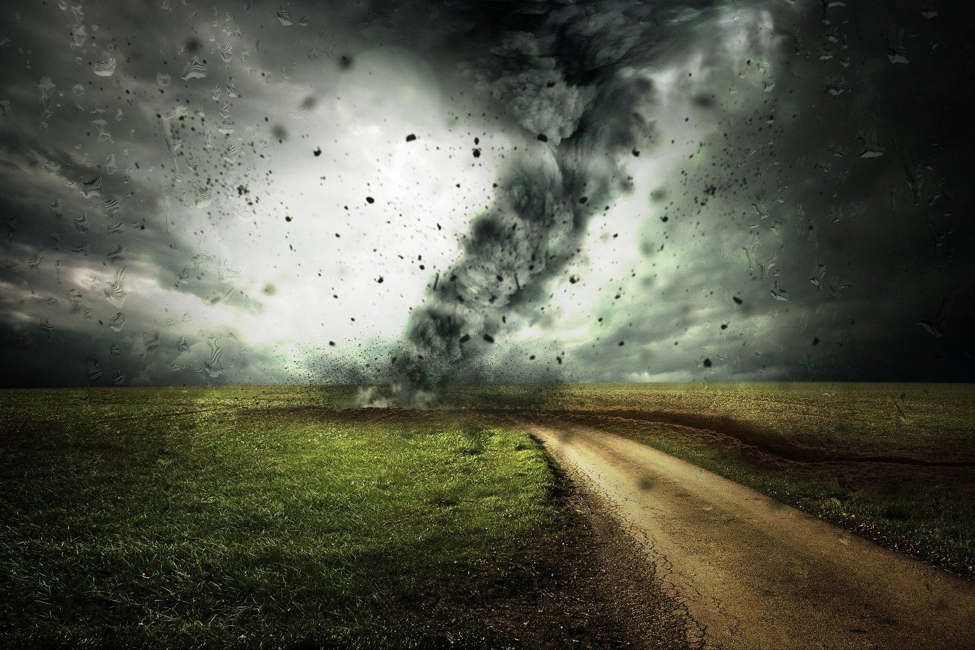 Storm in de bijbel en in christelijke liederen