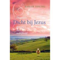 Boekomslag Sarah Young | Dichtbij Jezus