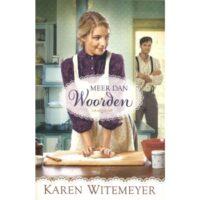 boekomslag Meer dan woorden, Karen Witemeyer