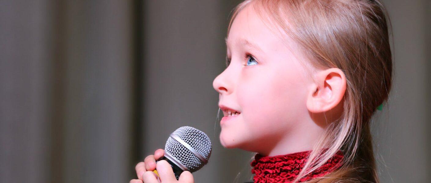 adolescent blur child close up