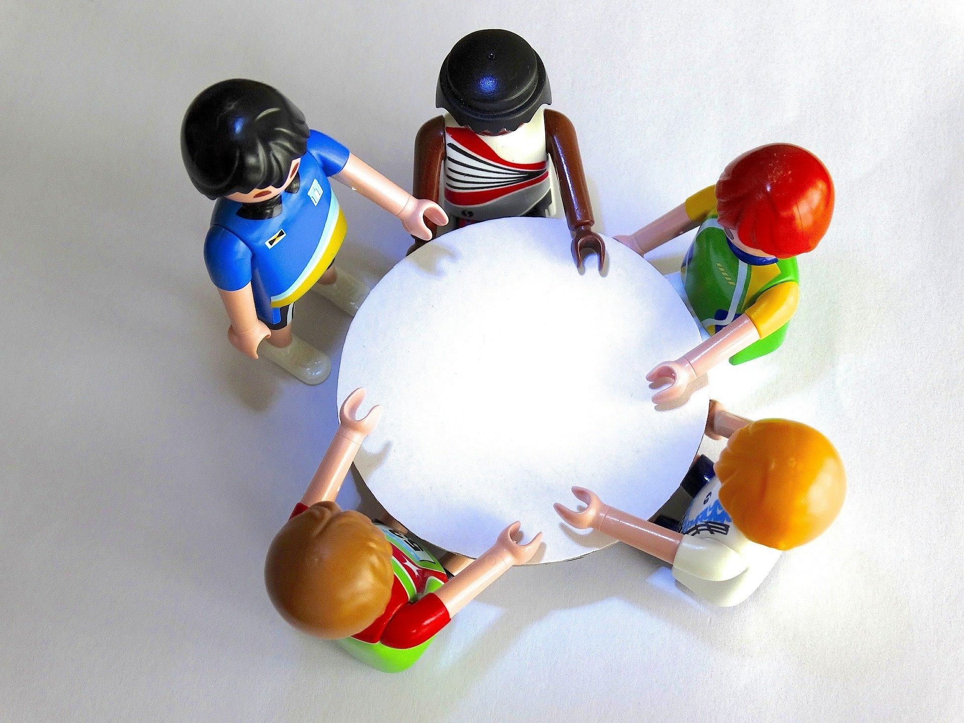 playmobil poppetjes bij blog over methoden catechese