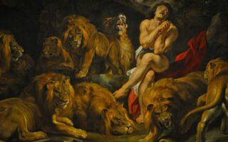 Daniël leeuwenkuil missionaire bijbelstudie