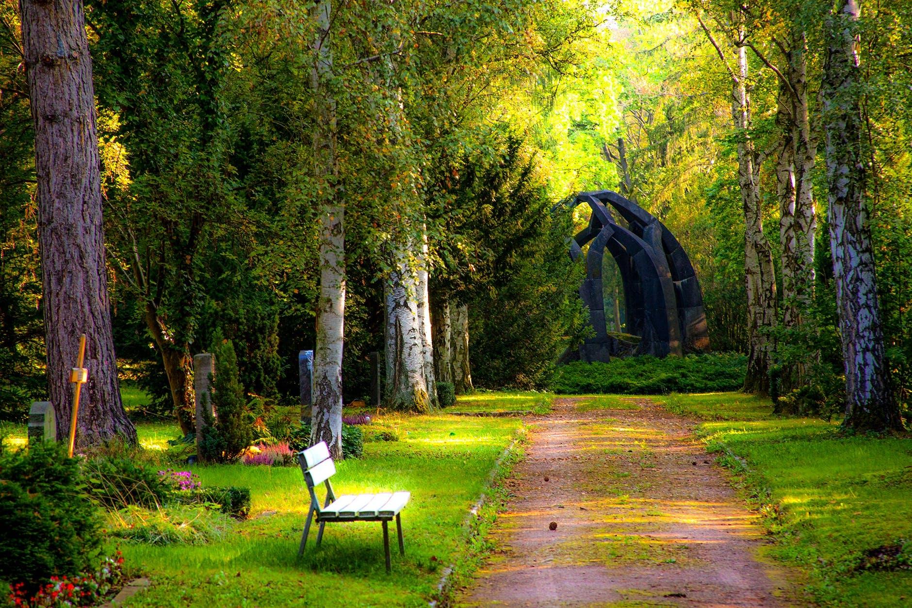foto begraafplaats bij blog over christelijke uitvaart