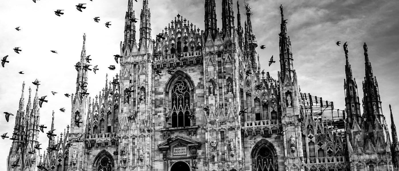 kerkgebouw symboliek